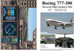 FS2004                   Manual/Checklist -- Default B-777-300