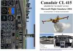 FS2004                   Manual/Checklist Canadair CL 415
