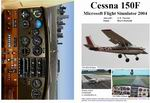 FS2004                   Manual/Checklist Cessna 150F Aerobat.