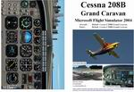 FS2004                   Manual/Checklist -- Default Cessna 208B Grand Caravan