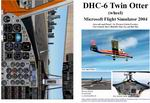 FS2004                   Manual/Checklist -- De Havilland DHC-6 Twin Otter.