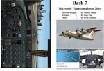 FS2004                   Manual/Checklist -- De Havilland Dash 7.