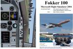 FS2004                   Manual/Checklist Fokker 100
