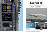 FS2004                   Manual/Checklist -- Default Learjet 45.