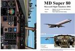 FS2004                   Manual/Checklist -- MD Super 80
