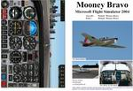 FS2004                   Manual/Checklist -- Default Mooney Bravo.