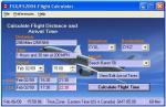FSX/FS2004 Flight Calculator