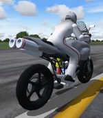 FSX/FS2004                   Ducati Multistrada 1100 S Package