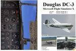 FSX                   Manual/Checklist Default Douglas DC-3