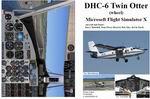FSX                   Manual/Checklist De Havilland DHC-6 Twin Otter.
