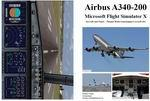 FSX Manual/Checklist -- Airbus A340-200.