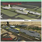 Kamuzu International Airport, Malawi, Photoreal (*MAJOR UPDATE 3.0) [2018]