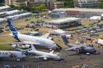 Farnborough International Airshow 2014 Realistic Scenery, UK, v1