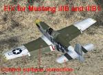 FSX-FS2004 Mustang III B and B1 fix