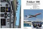 FS2002                   Manual/Checklist -- Fokker 100