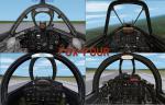 FOX FOUR Korea Aircraft update