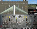 Fuelpanel DC8-50F