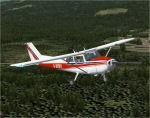 Real World textures for default Cessna C172