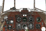 Gloster                   Gladiator panel