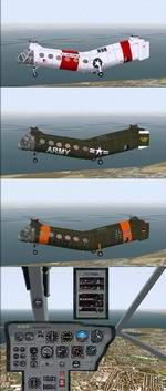 FS2000                   Boeing-Vertol H-21 Shawnee/ Workhorse