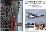 FS2004                   Manual/Checklist Fairchild F-27 & FH-227.