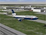 FS98                   SCENERY Hypothetical London Luton Airport, U.K.