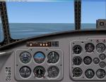 FS2004/FSX  Texture & FSX Panel GRUMMAN HU-16 ALBATROS Spanish Air Force