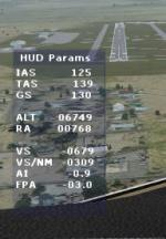 HUD Parameters for FSX