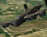 CFS2             Halifax MKII Srs 1a RAF Heavy bomber