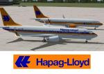 FSX Boeing 737-800 Hapag-Lloyd  Textures