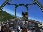 FSX Panel for Heinkel He 112