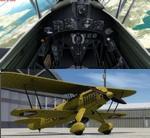 FSX/P3D 3 & 4 Heinkel He 51 4 livery pack