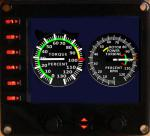 Helo engine FIP Gauge