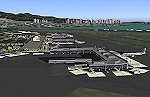 FS2004,                   Honolulu International Airport, Version 5.