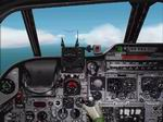 CFS2             Hawker Hunter Two Seat Panel