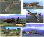 CFS1             Hawker Hurricane MkI Pack