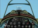 CFS2             - Instrument panel for POLIKARPOV I-16