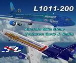 FS2004                  IFC- Lockheed L1011-200 - Two liveries Aircraft