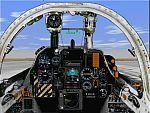 Mirage IIIC panel
