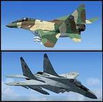 FSX Mikoyan Gurevich MIG-29 package