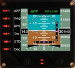 Integrated Standby Flight Display version 2 for Saitek Pro Flight Instrument Pane