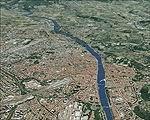 Italy Toscana 6, Firenze, photoreal scenery