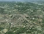 Umbria 3 Perugia, Italy, photoreal scenery