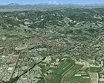 Umbria 4 Arezzo, Italy, photoreal scenery