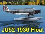 Junkers JU52 Float Package