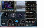 FS2004                   Enhanced Jabiru Panel,