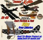 Curtiss Jenny JN4D Textures