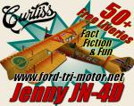 Curtiss Jenny DVFC Textures