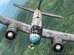 CFS2             Junkers Ju88C-6 Tag Zerstorer, KG76 Russia Winter 1942.