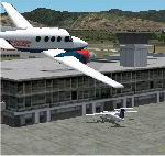 Missoula                   Intl Airport and Smoke Jumper Headquarters, Montana, For FS2002